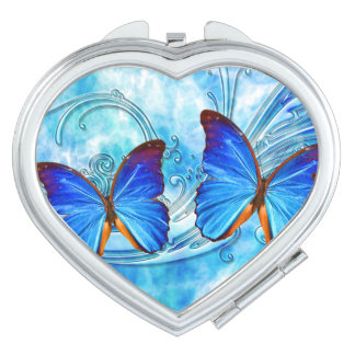 Butterfly Art 37 Compact Mirror