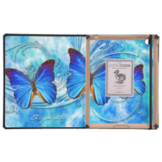 Butterfly Art 37 DODO iPad Folio Case