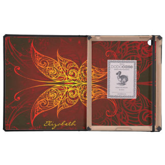 Butterfly Art 7A DODO iPad Folio Case