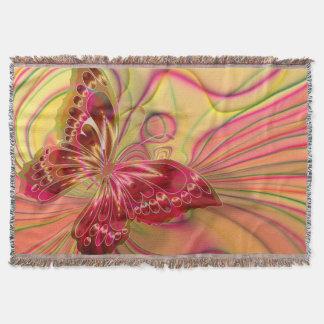 Butterfly Art Blankets