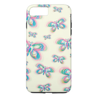 Butterfly Art iPhone 8 Plus/7 Plus Case