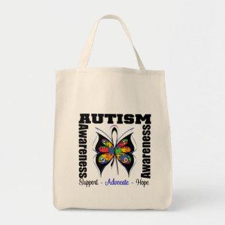 Butterfly Awareness - Autism Bag