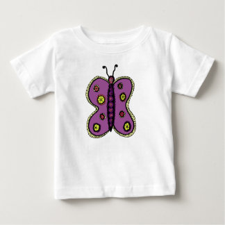 Butterfly Baby Baby T-Shirt