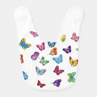 butterfly Baby Bib