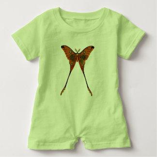 Butterfly Baby Romper Baby Bodysuit
