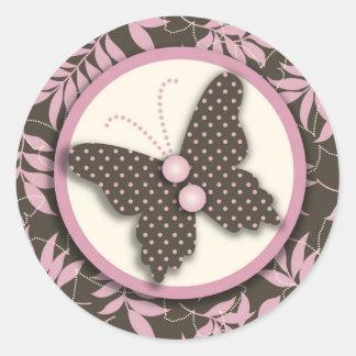 Butterfly Baby Sticker 2