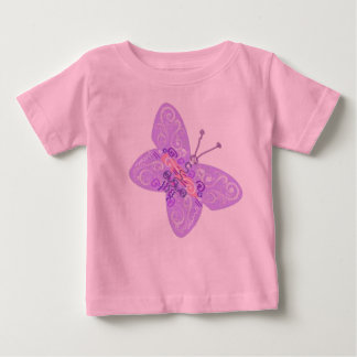 Butterfly baby t shirts