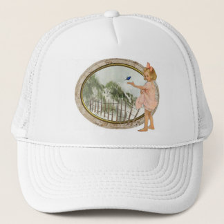 Butterfly Beach Trucker Hat