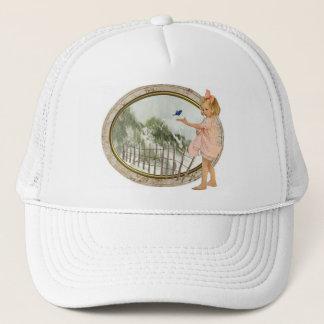 Butterfly Beach Trucker Hat