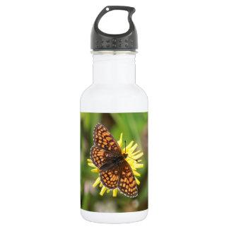 Butterfly - Beautiful! 532 Ml Water Bottle