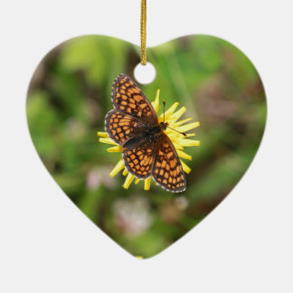 Butterfly - Beautiful! Christmas Ornament