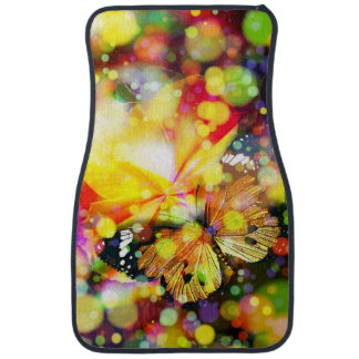 Butterfly Beauty Car Mat