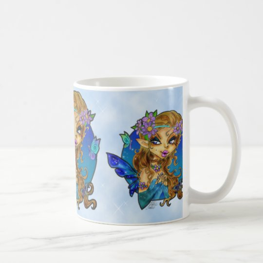 """Butterfly Beauty"" Mug"