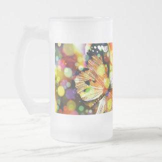 Butterfly Beauty Beer Mug