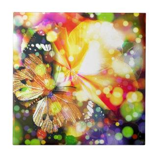 Butterfly Beauty Tile