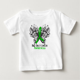 Butterfly Bile Duct Cancer Awareness Tshirt