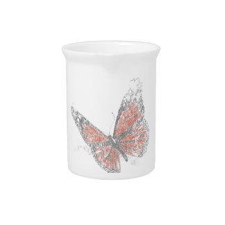 Butterfly (Biro) Pitcher