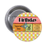 Butterfly Birthday Wishes Pins
