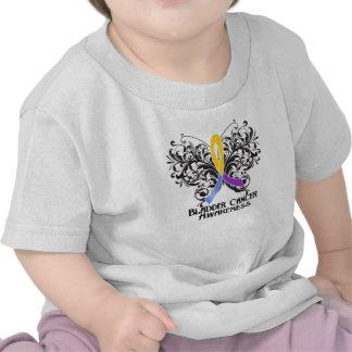 Butterfly Bladder Cancer Awareness Shirt