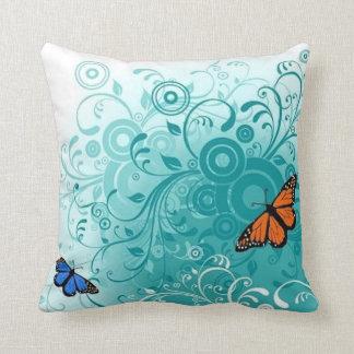 Butterfly Bliss American MoJo Pillow