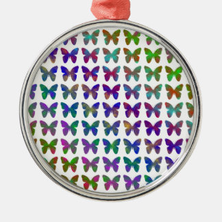Butterfly bliss. christmas ornament