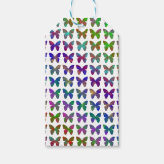 Butterfly bliss. gift tags
