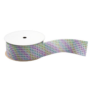 Butterfly bliss. grosgrain ribbon