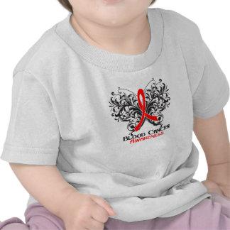 Butterfly Blood Cancer Awareness Shirt