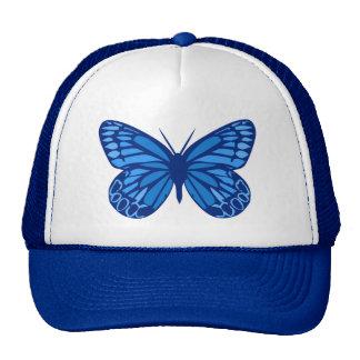 Butterfly Blues Cap