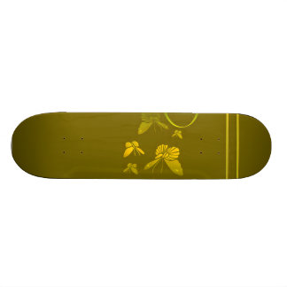 Butterfly Bows 2 Skate Deck