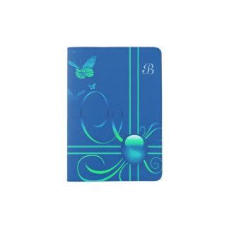 Butterfly Bows 3 Passport Holder