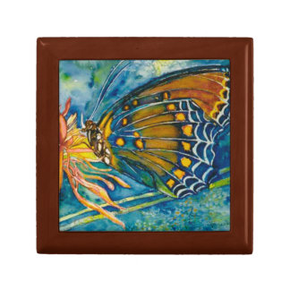 Butterfly Box Small Square Gift Box