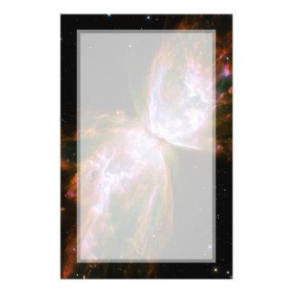 Butterfly / Bug Nebula (Hubble Telescope) Custom Flyer