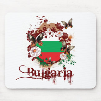 Butterfly Bulgaria Mouse Pads