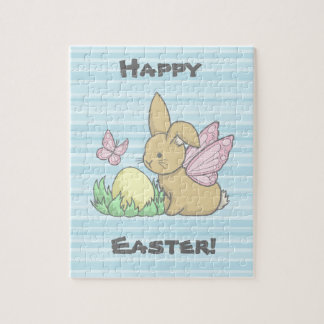 Butterfly Bunny and the Easter Egg Jigsaw Puzzle