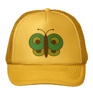 Butterfly Butterflies Insect Bug Lepidoptera Cute Hat