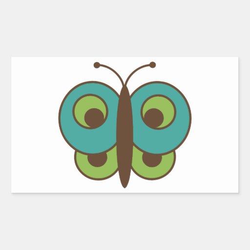 Butterfly Butterflies Insect Bug Lepidoptera Cute Sticker