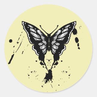 Butterfly ~ Butterflies Moth Moths Bug Sticker