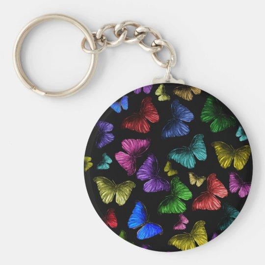 Butterfly Butterfly Key Ring