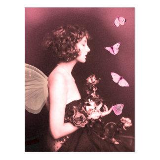 Butterfly, Butterfly Postcard