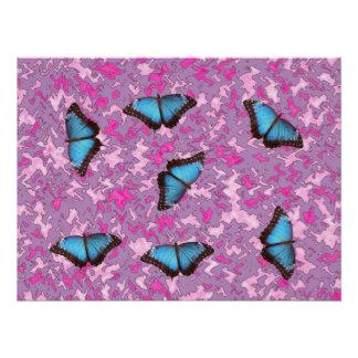 Butterfly Camouflage Pattern Office Peace Destiny