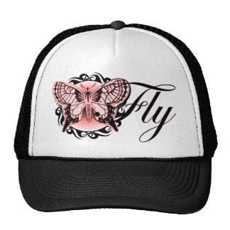 butterFLY. Hats