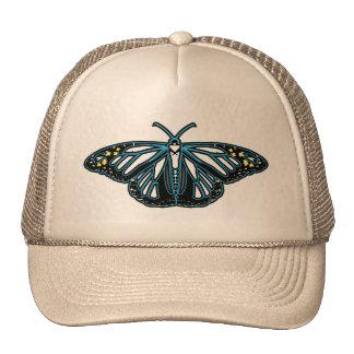 Butterfly Cap Mesh Hat