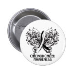 Butterfly Carcinoid Cancer Awareness Pin