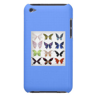 Butterfly iPod Touch Case-Mate Case