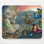 """Butterfly Chariot"" Mousepad"