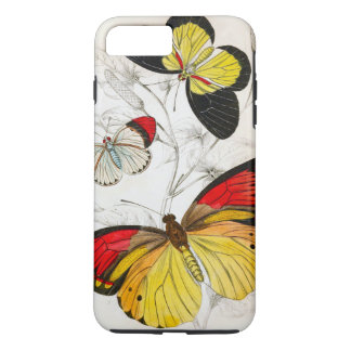 Butterfly Chic iPhone 8 Plus/7 Plus Case