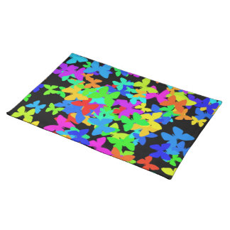 butterfly cloud placemat