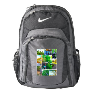 Butterfly Collage Backpack