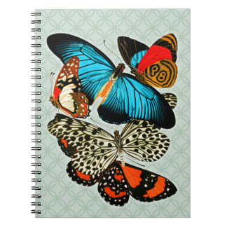 Butterfly Collage No1 Note Book